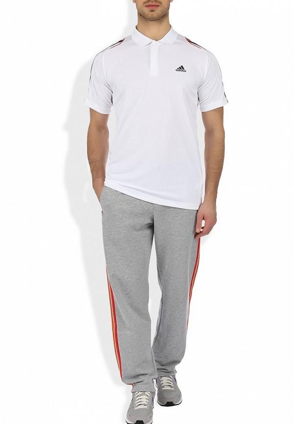 Мужские спортивные брюки Adidas Performance (Адидас Перфоманс) G70293: изображение 4