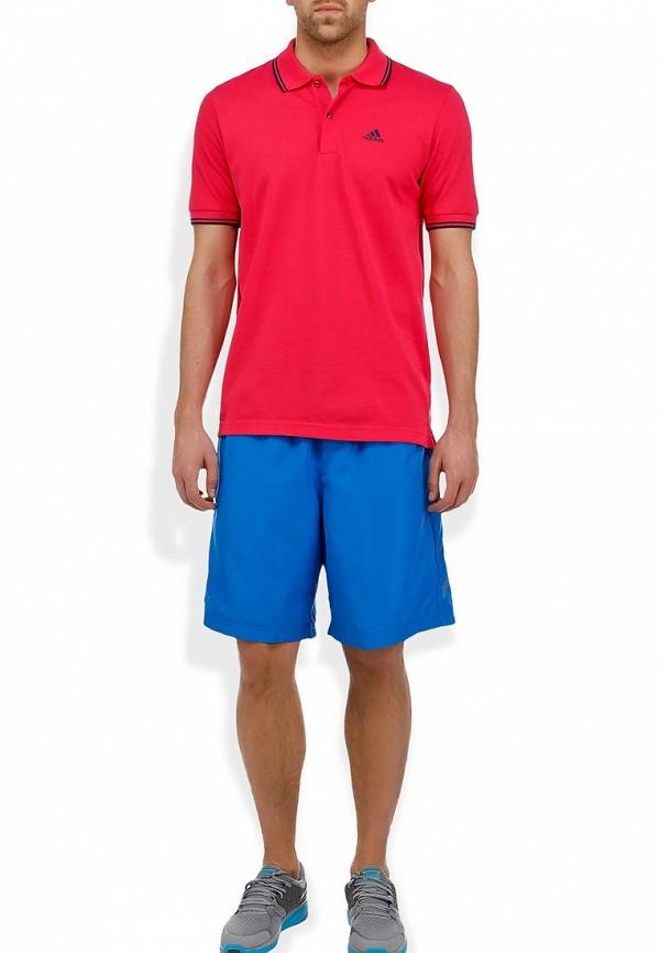 Мужские спортивные шорты Adidas Performance (Адидас Перфоманс) Z32687: изображение 4