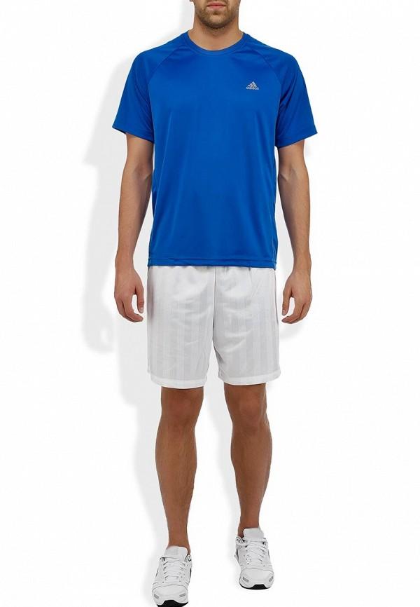 Спортивная футболка Adidas Performance (Адидас Перфоманс) G83289: изображение 4