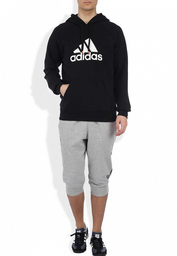 Мужские худи Adidas Performance (Адидас Перфоманс) X30453: изображение 6