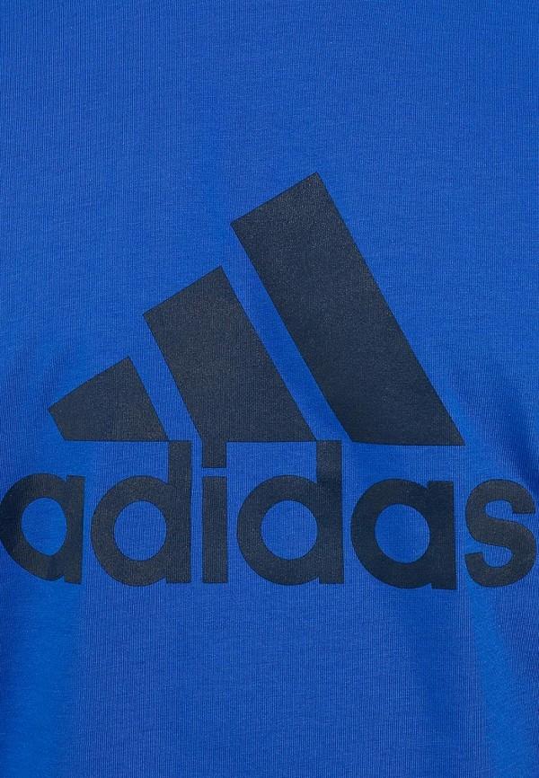 Спортивная футболка Adidas Performance (Адидас Перфоманс) G80950: изображение 5