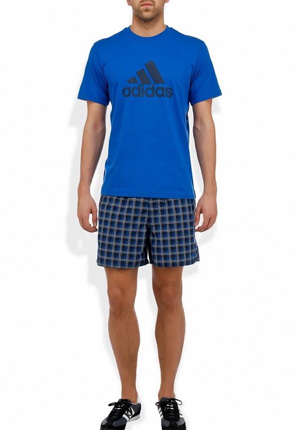 Спортивная футболка Adidas Performance (Адидас Перфоманс) G80950: изображение 7