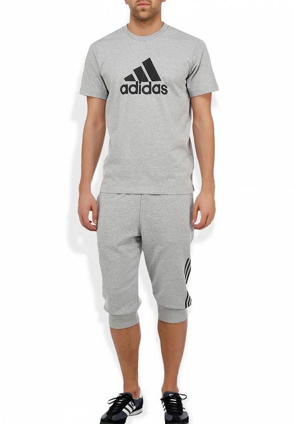 Спортивная футболка Adidas Performance (Адидас Перфоманс) X19259: изображение 8