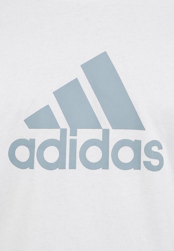 Спортивная футболка Adidas Performance (Адидас Перфоманс) X19257: изображение 6
