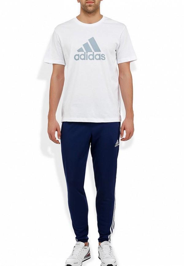 Спортивная футболка Adidas Performance (Адидас Перфоманс) X19257: изображение 8
