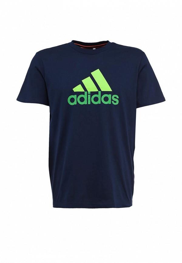 Спортивная футболка Adidas Performance (Адидас Перфоманс) G80948: изображение 1
