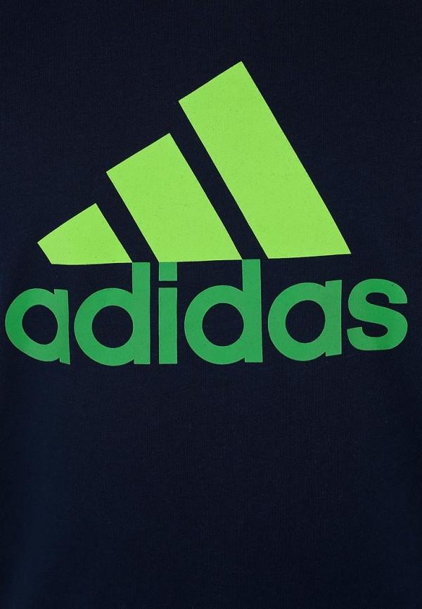 Спортивная футболка Adidas Performance (Адидас Перфоманс) G80948: изображение 3