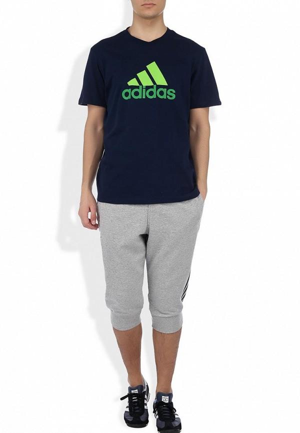 Спортивная футболка Adidas Performance (Адидас Перфоманс) G80948: изображение 4