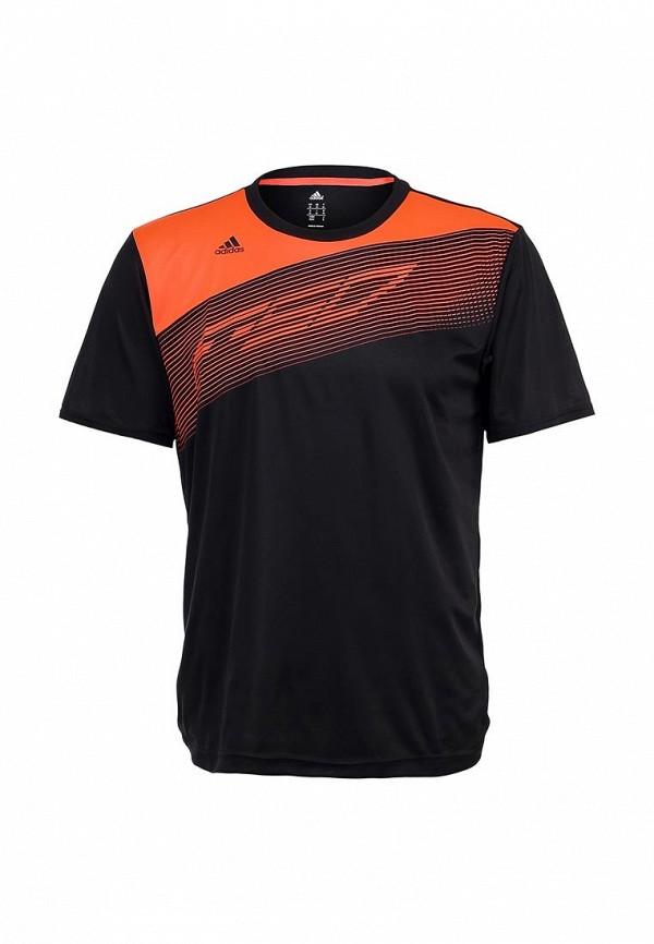 Спортивная футболка Adidas Performance (Адидас Перфоманс) G74049: изображение 1