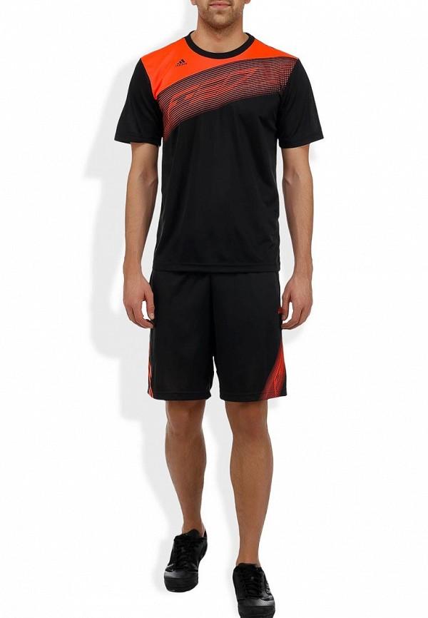 Мужские шорты Adidas Performance (Адидас Перфоманс) G72832: изображение 4