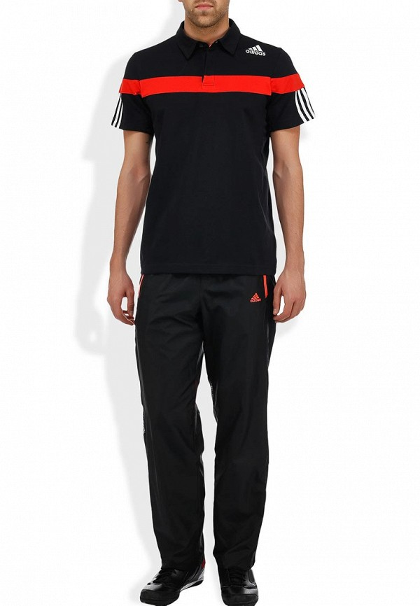 Мужские спортивные брюки Adidas Performance (Адидас Перфоманс) G72871: изображение 4