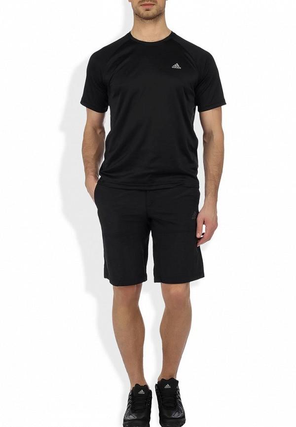 Мужские спортивные шорты Adidas Performance (Адидас Перфоманс) X12887: изображение 7