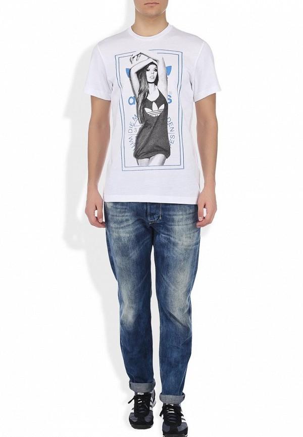 Спортивная футболка Adidas Originals (Адидас Ориджиналс) G92633: изображение 4