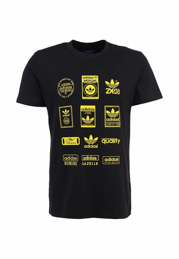 Спортивная футболка Adidas Originals (Адидас Ориджиналс) G86576: изображение 1
