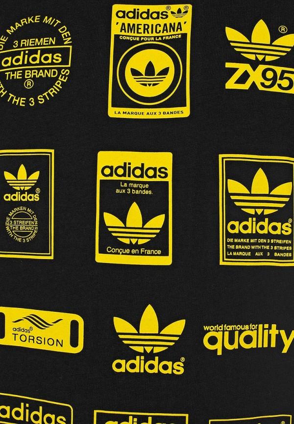Спортивная футболка Adidas Originals (Адидас Ориджиналс) G86576: изображение 3