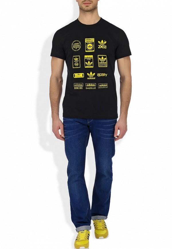 Спортивная футболка Adidas Originals (Адидас Ориджиналс) G86576: изображение 4