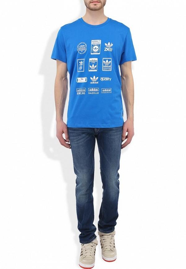 Спортивная футболка Adidas Originals (Адидас Ориджиналс) G86577: изображение 7