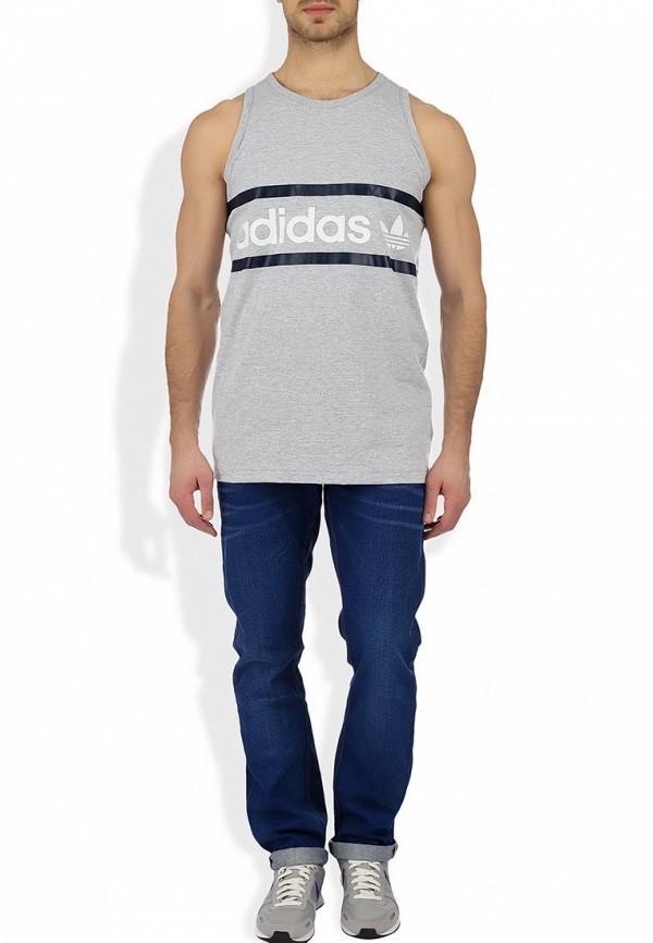 Майка Adidas Originals (Адидас Ориджиналс) Z38395: изображение 4