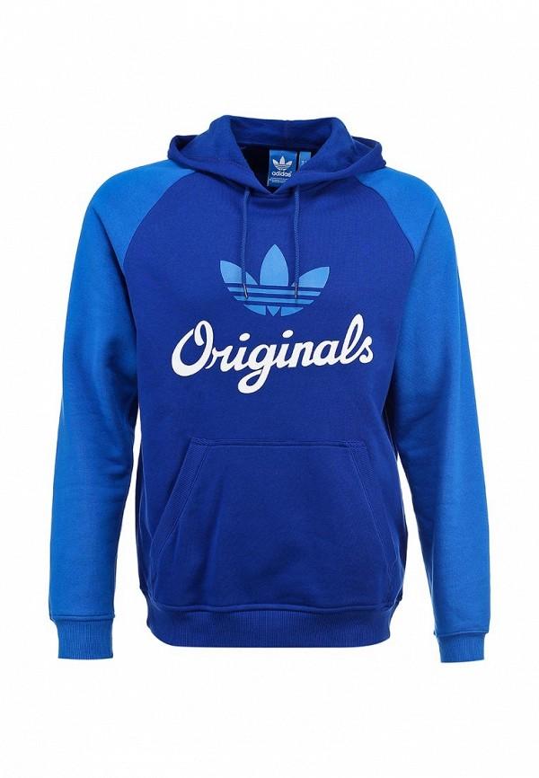 Толстовка Adidas Originals (Адидас Ориджиналс) G84737: изображение 1