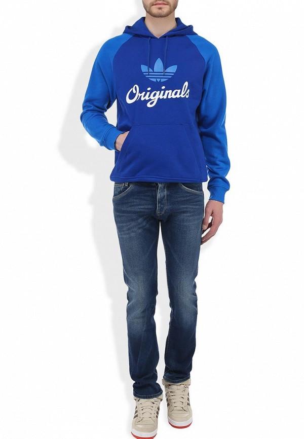 Толстовка Adidas Originals (Адидас Ориджиналс) G84737: изображение 3