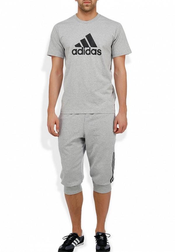 Мужские спортивные шорты Adidas Performance (Адидас Перфоманс) Z32381: изображение 4