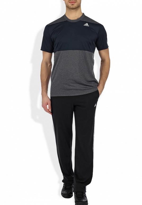 Мужские спортивные брюки Adidas Performance (Адидас Перфоманс) W63478: изображение 4