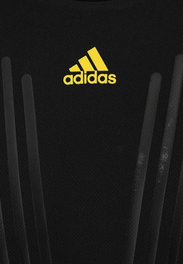 Спортивная футболка Adidas Performance (Адидас Перфоманс) Z04640: изображение 3