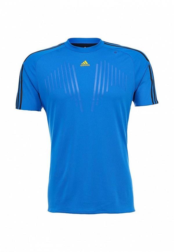Спортивная футболка Adidas Performance (Адидас Перфоманс) W55033: изображение 1