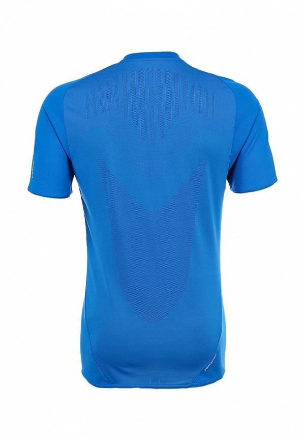 Спортивная футболка Adidas Performance (Адидас Перфоманс) W55033: изображение 2