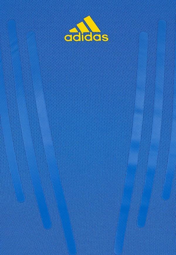 Спортивная футболка Adidas Performance (Адидас Перфоманс) W55033: изображение 3