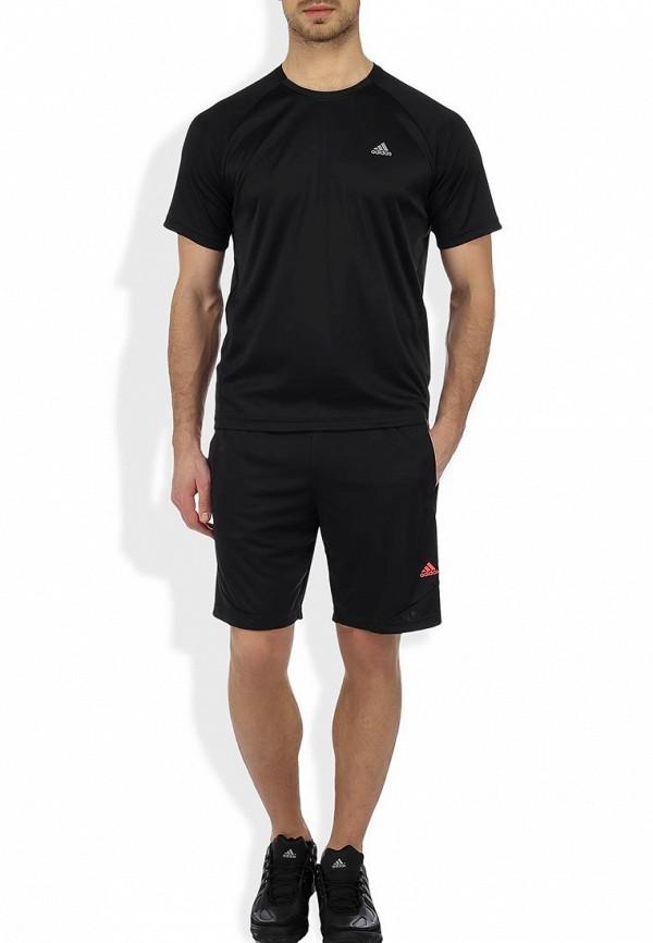 Мужские спортивные шорты Adidas Performance (Адидас Перфоманс) Z28281: изображение 4