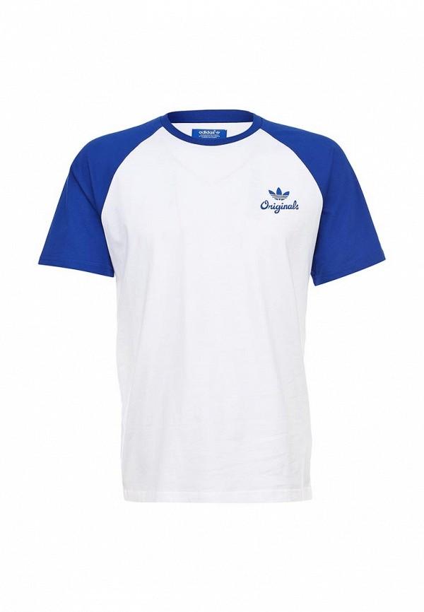 Спортивная футболка Adidas Originals (Адидас Ориджиналс) G84572: изображение 1