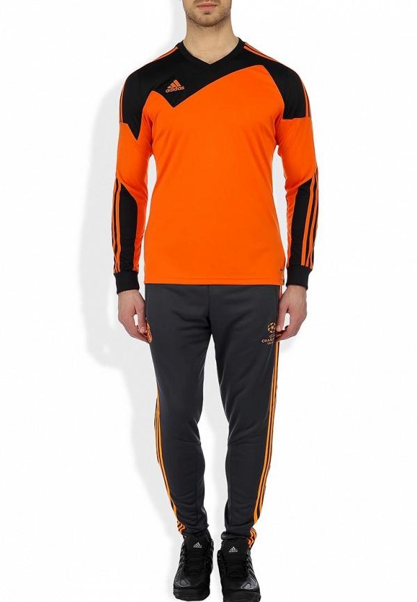 Мужские спортивные брюки Adidas Performance (Адидас Перфоманс) G80926: изображение 4