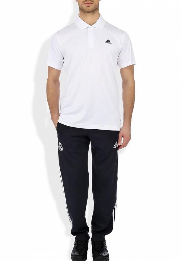 Мужские спортивные брюки Adidas Performance (Адидас Перфоманс) G81511: изображение 4