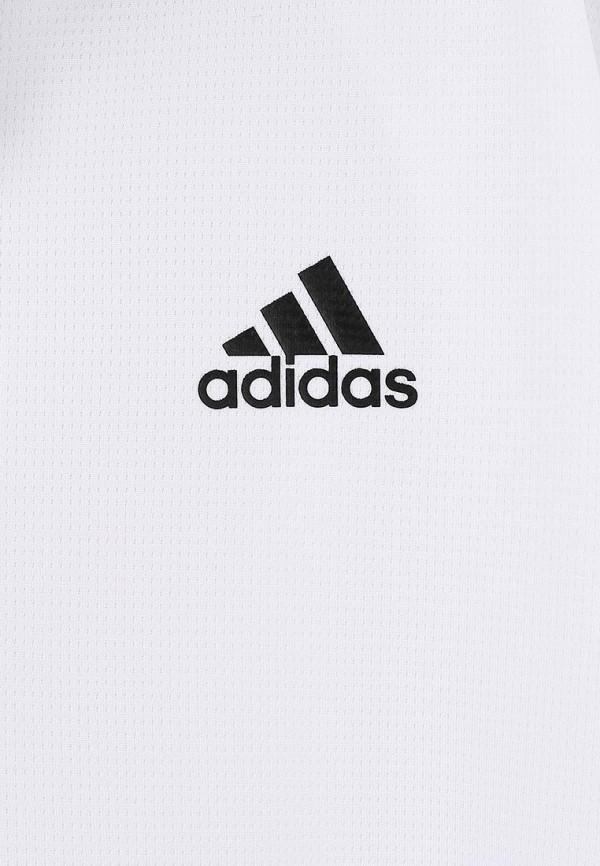 Мужские поло Adidas Performance (Адидас Перфоманс) G69317: изображение 5