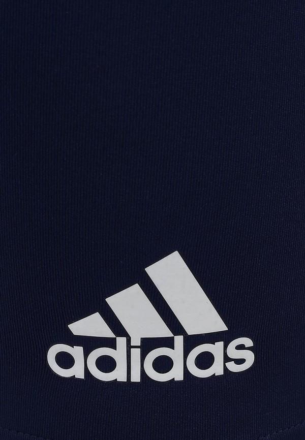 Мужские спортивные шорты Adidas Performance (Адидас Перфоманс) 557879: изображение 3