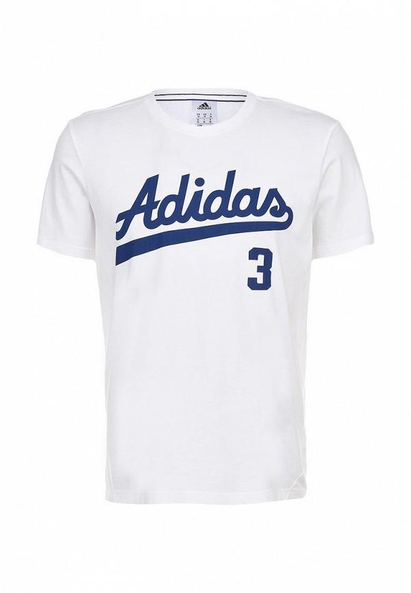 Спортивная футболка Adidas Performance (Адидас Перфоманс) Z29897: изображение 1