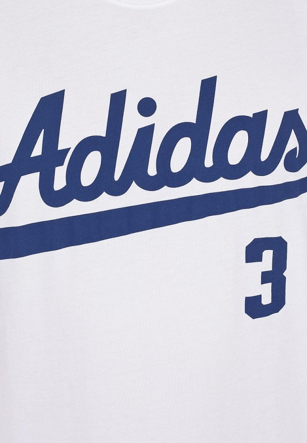 Спортивная футболка Adidas Performance (Адидас Перфоманс) Z29897: изображение 3
