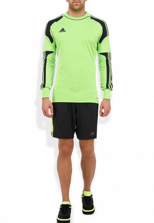 Мужские спортивные шорты Adidas Performance (Адидас Перфоманс) G87110: изображение 7