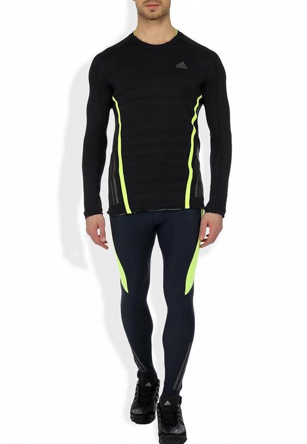 Мужские спортивные брюки Adidas Performance (Адидас Перфоманс) G87248: изображение 4