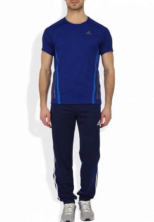 Спортивная футболка Adidas Performance (Адидас Перфоманс) G75303: изображение 4