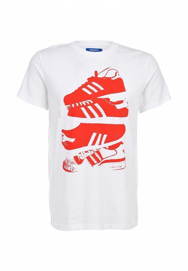 Футболка Adidas Originals (Адидас Ориджиналс) G86503: изображение 1