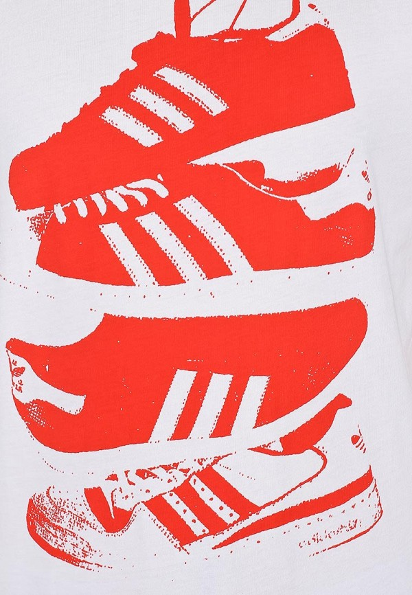 Футболка Adidas Originals (Адидас Ориджиналс) G86503: изображение 3