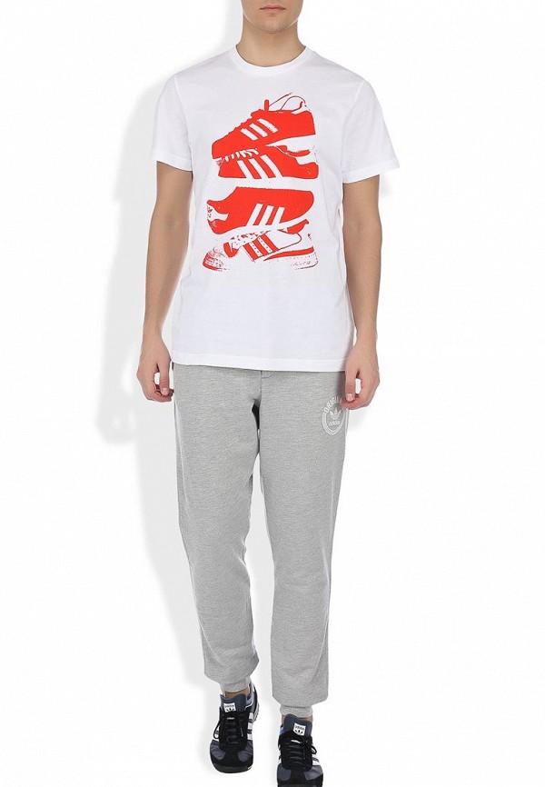 Футболка Adidas Originals (Адидас Ориджиналс) G86503: изображение 4