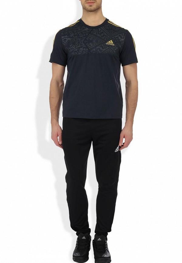 Спортивная футболка Adidas Performance (Адидас Перфоманс) G85928: изображение 4