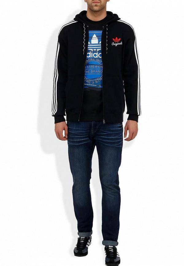 Толстовка Adidas Originals (Адидас Ориджиналс) G84778: изображение 7