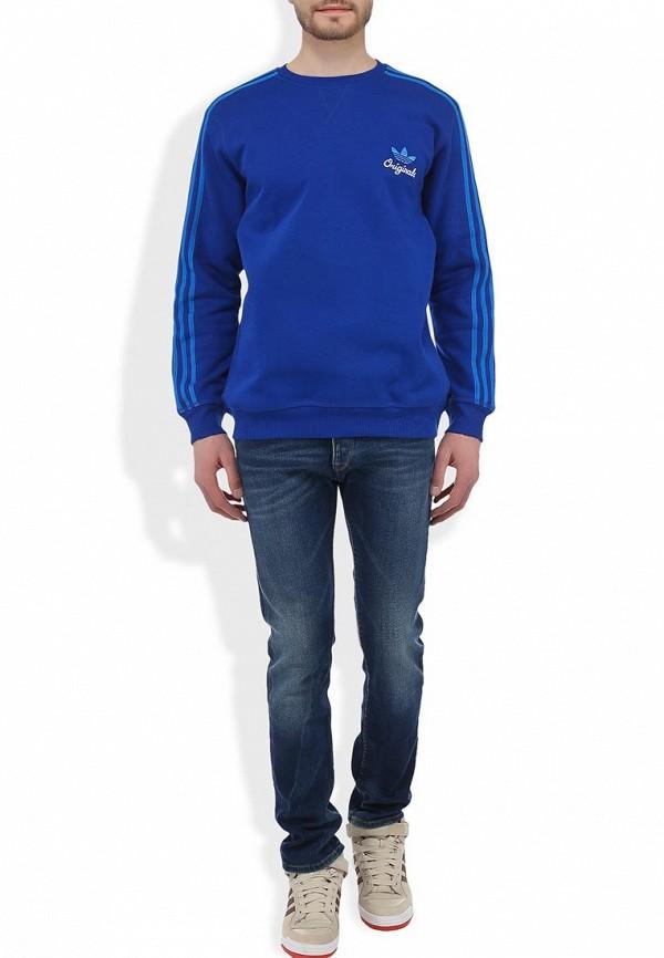Толстовка Adidas Originals (Адидас Ориджиналс) G86517: изображение 4