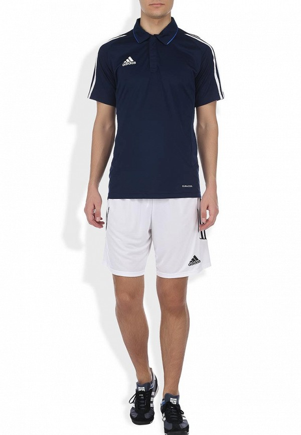 Мужские спортивные шорты Adidas Performance (Адидас Перфоманс) Z21563: изображение 4