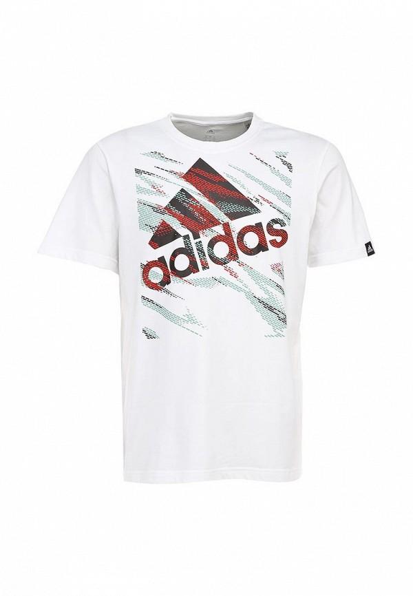 Спортивная футболка Adidas Performance (Адидас Перфоманс) G72495: изображение 1