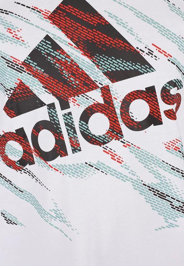 Спортивная футболка Adidas Performance (Адидас Перфоманс) G72495: изображение 3